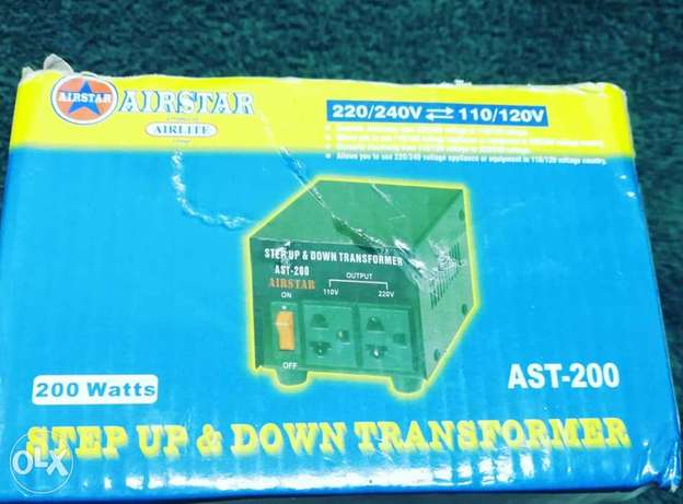 Step up & Down transformer for Sale