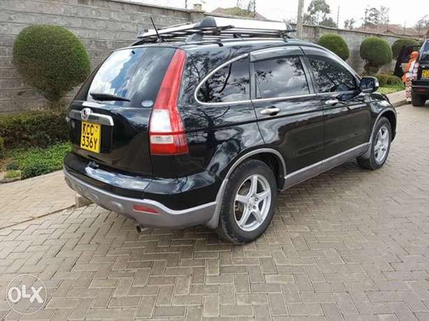 honda crv (trade in accepted ) Nairobi West - image 7