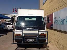 2001 Isuzu NPR400 (4 ton) - Bargain R 119 950,00 + VAT - For Sale
