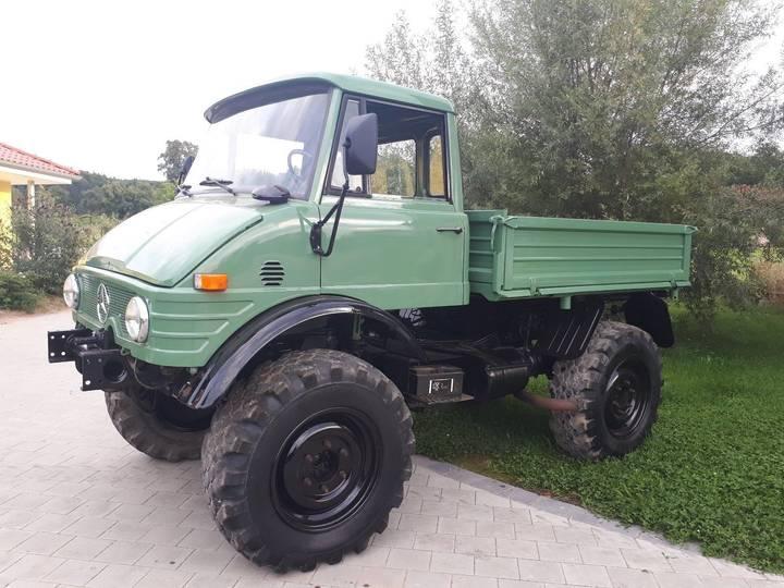 Unimog 406 Agrar - 1971