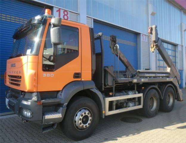 Iveco Magirus Trakker AD260T38 /6x4 Trakker AD260T38 /6x4 Klima - 2006