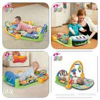 Baby Play Mat with Kick and play Piano