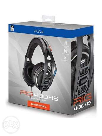 Gaming Headset - Rig 400 HS