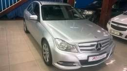 2013 Mercedes-Benz C200 Kompressor BE A/T