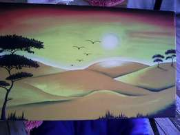 Paintings Available