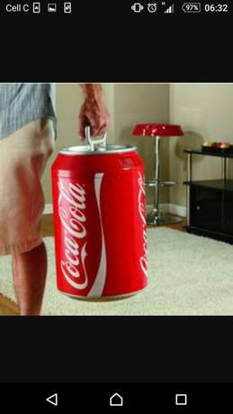 Coca cola fridge mini can(SOLD) Vereeniging - image 2