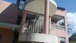 RAYO. 2bedroom vacant in a quit area mtwapa