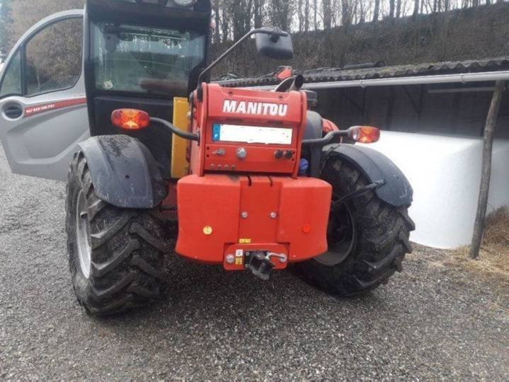 Manitou Mlt 635 130 Ps + - 2017 - image 3
