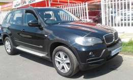 X5 - 2008 BMW X5 SUV 3.0 Automatic With Sun Roof For Sale