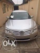 2010 Toyota camy, Tokunbo, Automatic, Air Conditioning