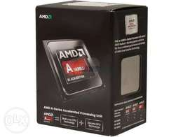 AMD A6 6400k APU Black Edition To Swap For A Monitor.