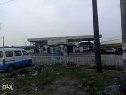 Filling Station For Sale in Along in Strategic Area with C of O