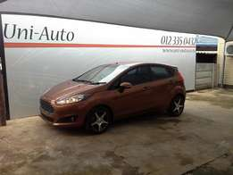 Ford Fiesta 1.4i Trend 5dr 2013