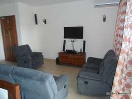 Executive 3 bedroom fully furnished apartment with a pool, Nyali