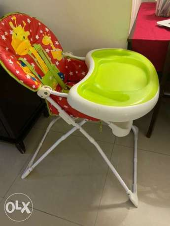 Mothercare high food chair