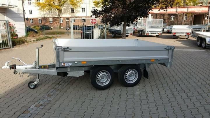 Saris Rückwärtskipper 2.000 KG PKC 20 E-Pumpe - 2019