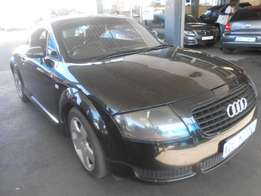 2004 Audi TT 1.8t Quattro Coupe for only R93000