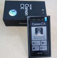 Barely used Tecno camon CX less than a week old. Non negotiable