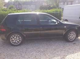 2002 vw golf tdi for sell
