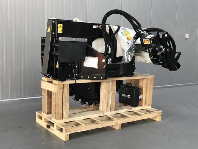 Simex Rw 500 Wheelsaw | New - 2018