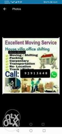 Villas offices Flats houses Shifting