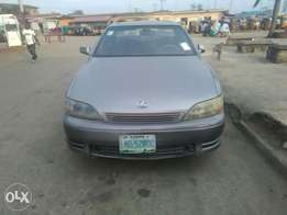 Registered Lexus ES 300
