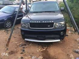 Tokunbo Range Rover Sports(HSE)