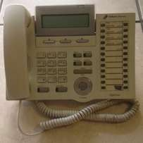 Telkom Business OptiCon IP 32 PABX Switchboard with SIP / IP / PC