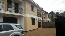 Double storeyed for rent in naguru