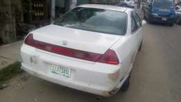 Honda accord 2002 model for fast sell