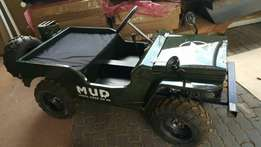 125cc kiddies jeep