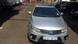 Kia cerato coup 2.0 2012 for sale