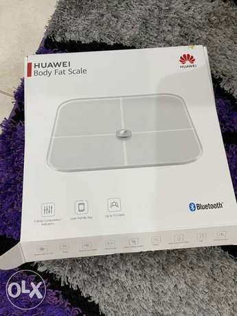 Huawei body fat scale New