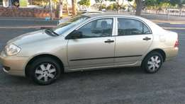 Toyota Corolla 140i for sale R49999