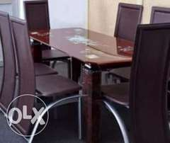 Durable Dining Table Set(6 Seater)