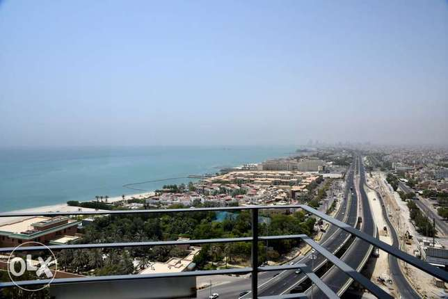 Salmiya Furnished And Seaviwed 3 bedrooms Apartments