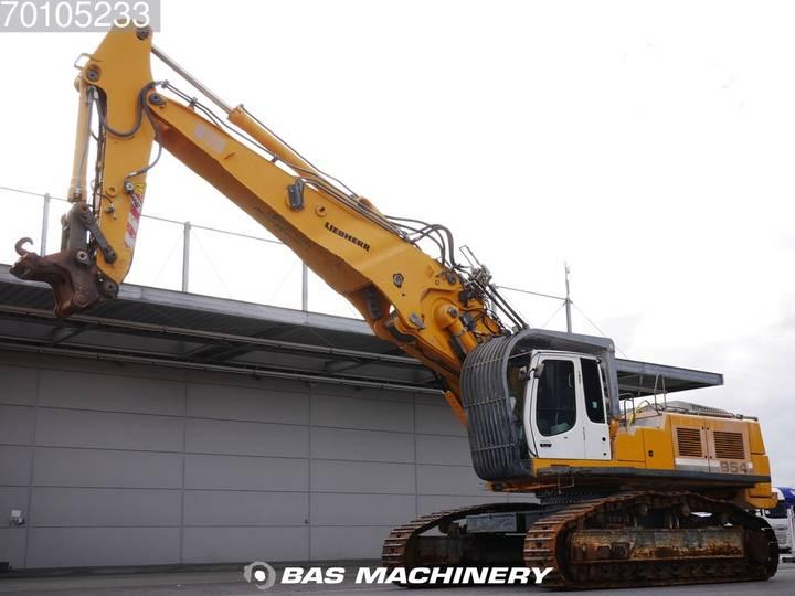 Liebherr R954C V-HDW UHD Demolition - 28 meter UHD - engine rebuil... - 2009 - image 7