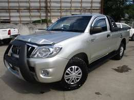 2010 Toyota Hilux SS/Cab