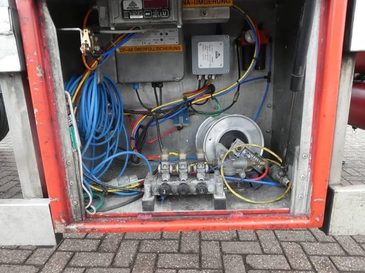 Van Hool CHEMICAL 55.000 LTR 3 compartments - 2003