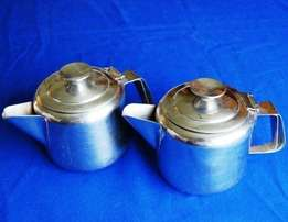 3 quality stainless steel teapots ad 776