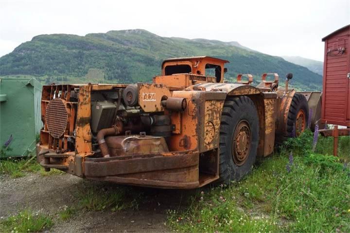 Toro 350d - 1982
