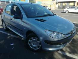2006 Peugeot 206 a must see