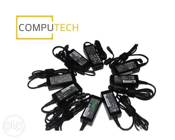 All type of Laptop Charges 18,18.5,19V