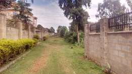 80by100 land for sell in katabi victoria gardens