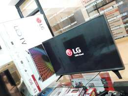 WEB OS Satellite/Digital enabled 43 inch LG LED flat screen TV