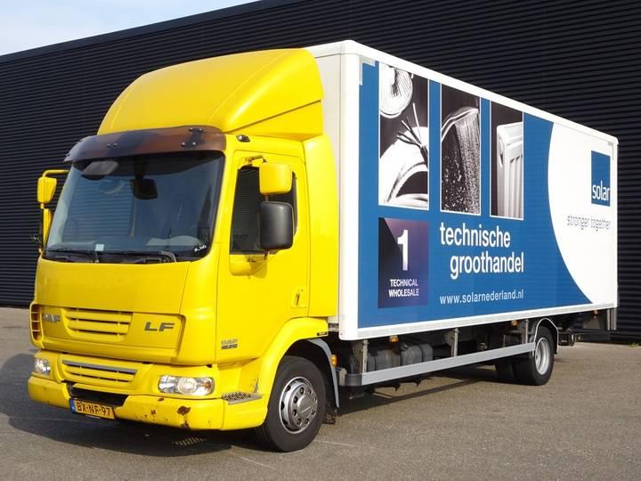 DAF LF 45.210 EURO 5 EEV KOFFER / LBW - 2010