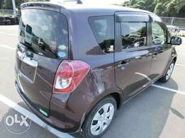 Toyota Ractis new import 2010 model maroon colour