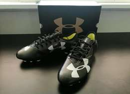 Brand New Under Armour soccer boots