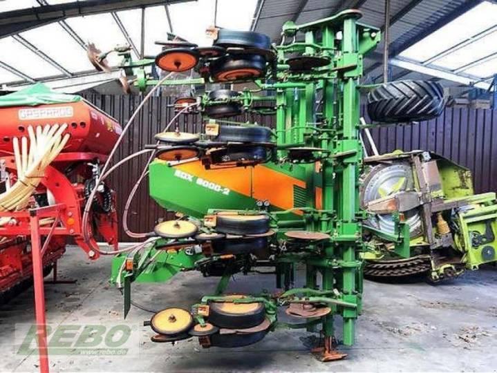 Amazone ed 6000-2c - 2011