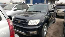 Tincan cleared tokunbo toyota 4runner 05 fuloption
